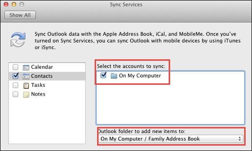 How to Import Contacts from Mac Outlook to iPhone Without iTunes