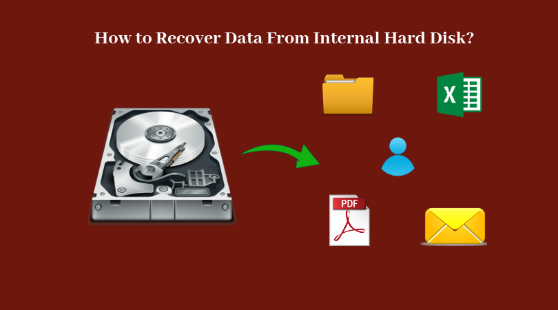 Recover Data From Internal Hard Disk