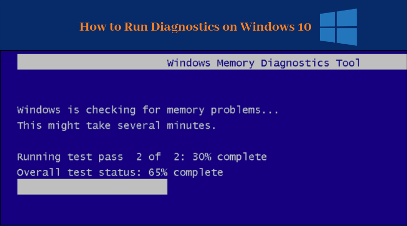 How to Run Diagnostics on Windows 10