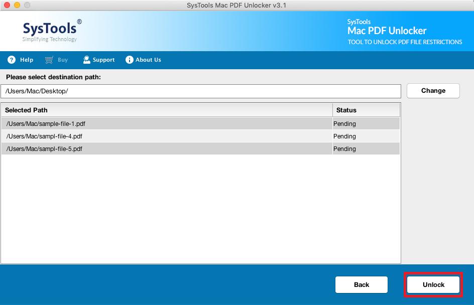 pdf password unlocker for Mac
