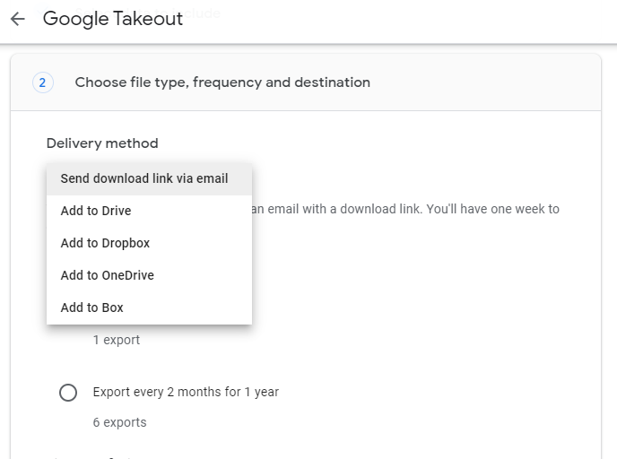 Destination to Download All Emails From Gmail Server