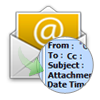preview emails with attributes