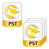 create single or multiple pst files