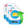 Selective Convert MSG to PST