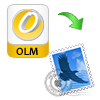 OLM to Apple Mail