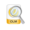 View OLM File
