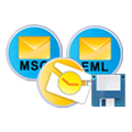 save in pst eml msg
