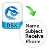 Preview DBX Files