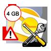 Repair Large Outlook File
