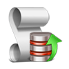 restore database to sql scripts