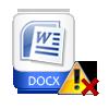 Remove Doc / Docx Errors