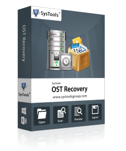 QuickData OST to PST Converter